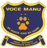 Para District Obedience Dog Club Inc logo